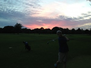 Golfing Dream Is Lost