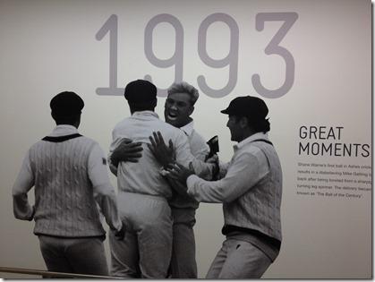 1.0 CricketAshesEngVAustralia1993