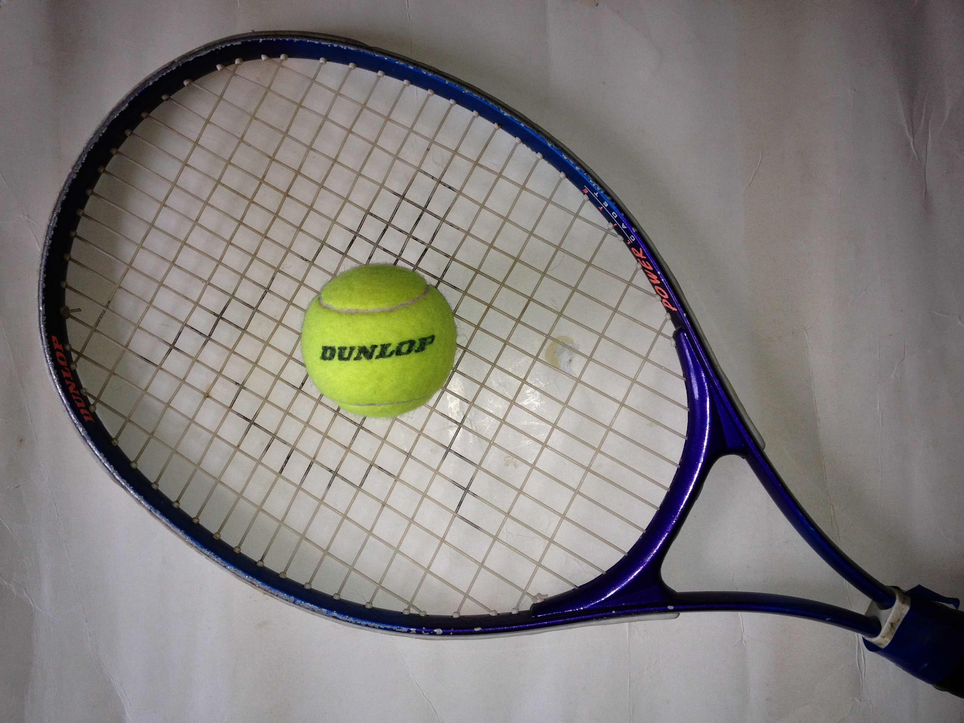 Tennis Racket one ball